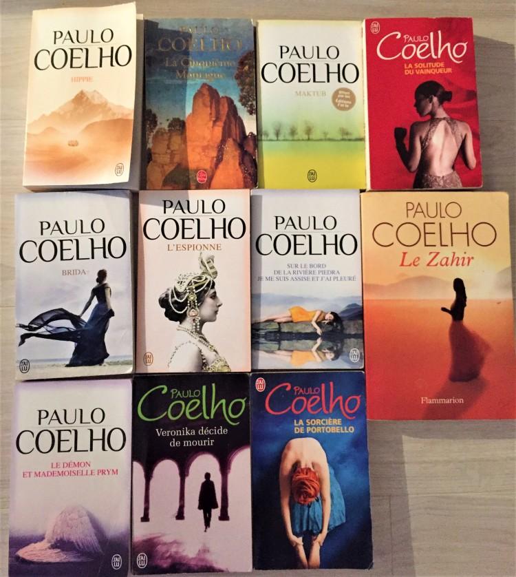 Livres de Paulo Coelho