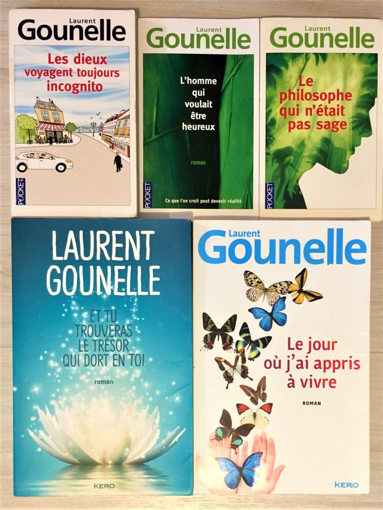 Romans de Laurent Gounelle